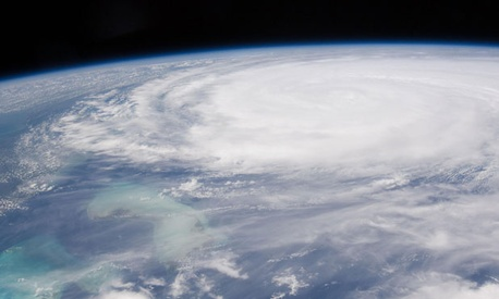 Hurricane Irene threatened Florida in 2011.