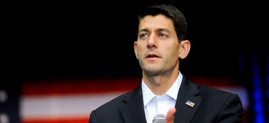 Rep. Paul Ryan, R-Wis.