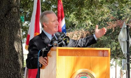 Tampa Mayor Bob Buckhorn