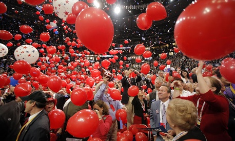 The Republican National Convention in 2008 was held in the Twin Cities.