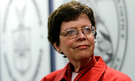 Acting United States Commerce Secretary Rebecca Blank