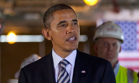 Obama issued a presidential memorandum in December 2011 on the Better Buildings Initiative.