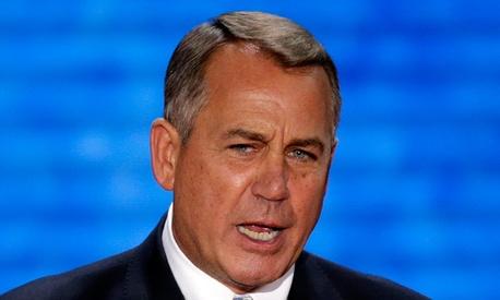 House Speaker John Boehner , R-Ohio