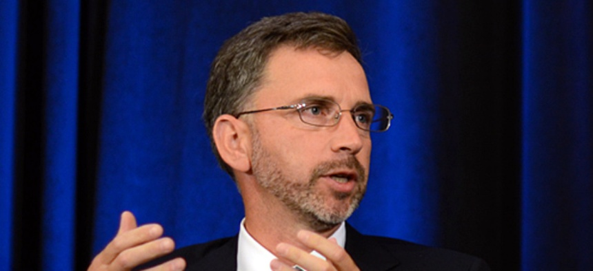 Acting General Services Administration chief Dan Tangherlini