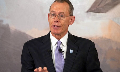 Lockheed Martin Chairman and CEO Bob Stevens.