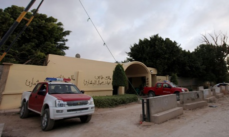 Libyan investigators examined the consulate after the attacks in September.