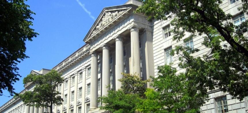 Commerce Department headquarters