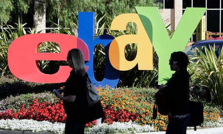 American company ebay is lobbying for postal reform as a member of the Coalition for a 21st Century Postal Service.