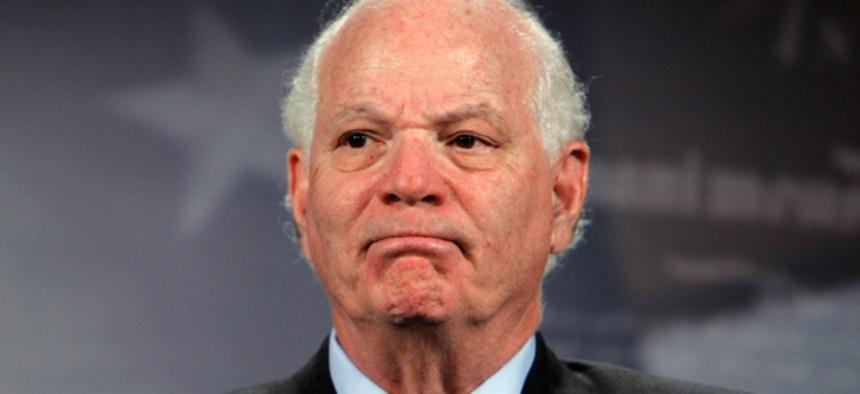 Sen. Ben Cardin, D-Md.