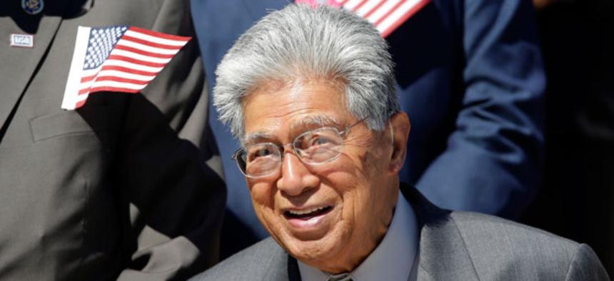 Sen. Daniel Akaka, D-Hawaii, sponsored the original version of the bill.