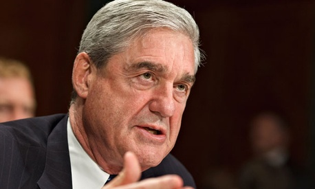 Robert Mueller said he was not told before the election about the scandal.