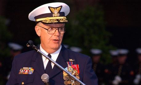 Admiral James Loy