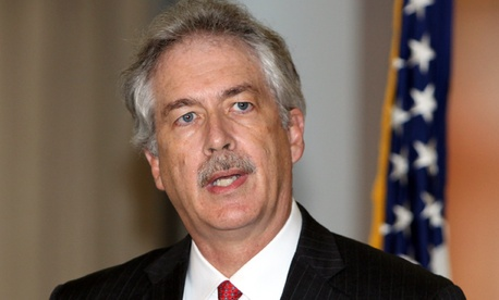 U. S. Deputy Secretary of State William Burns
