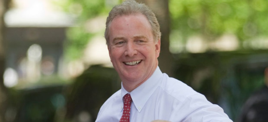 Rep. Chris Van Hollen, D-Md., says GOP has pointed to its past proposals.