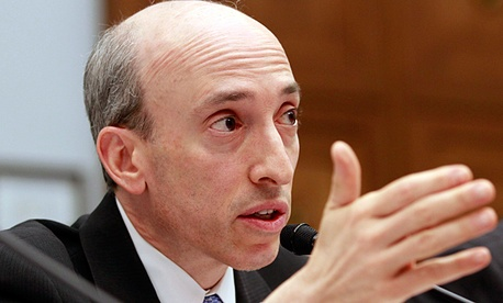 Commodity Futures Trading Commission chairman Gary Gensler