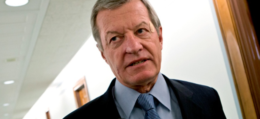 Senate Finance Committee Chairman Max Baucus, D-Mont.