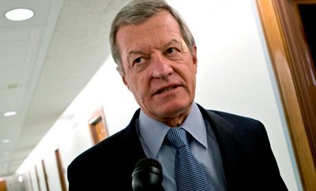 Senate Finance Committee Chairman Max Baucus, D-Mont.