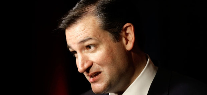 """""""The federal government will hit its credit limit in roughly two months,"""" Sen. Ted Cruz, R-Texas, said last week."""