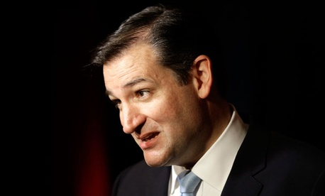 """The federal government will hit its credit limit in roughly two months,"" Sen. Ted Cruz, R-Texas, said last week."