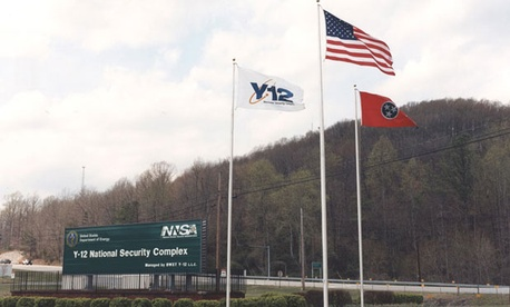The Y-12 National Security Complex in Tennessee is one of the two complexes.