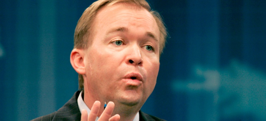 Rep. Mick Mulvaney, R-S.C., wants to impose across-the-board spending cuts of 1.63 percent for all federal agencies.