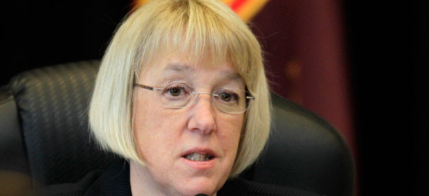 """Now that Congress is back in session, we are ready to get to work,"" Sen. Patty Murray, D-Wash., said Wednesday."