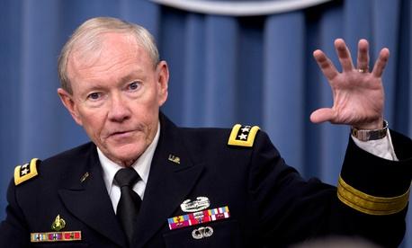 Joint Chiefs Chairman Gen. Martin Dempsey
