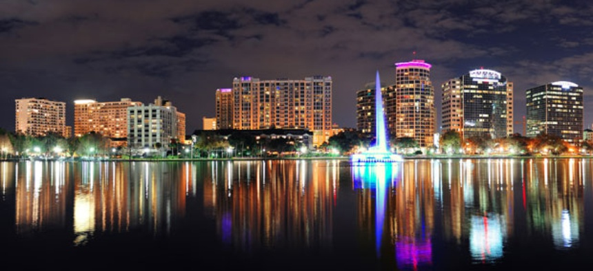 The event was originally scheduled to take place in Orlando, Fla.