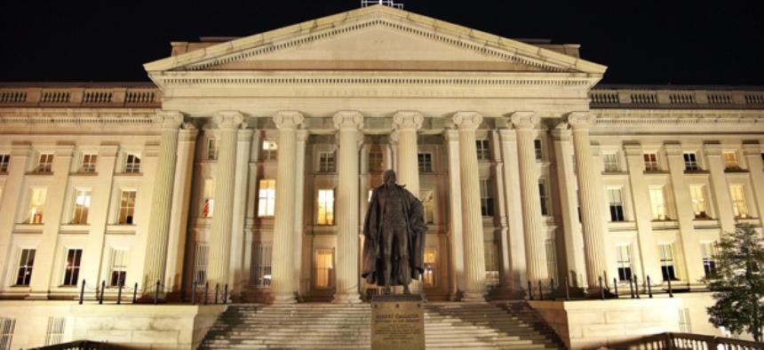 Treasury Department headquarters
