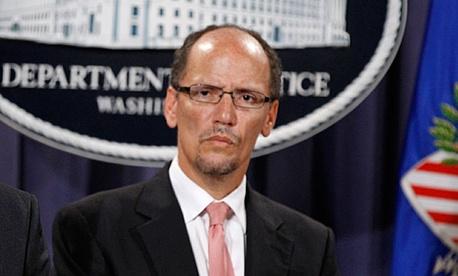 Assistant Attorney General for the Civil Rights Division Thomas E. Perez
