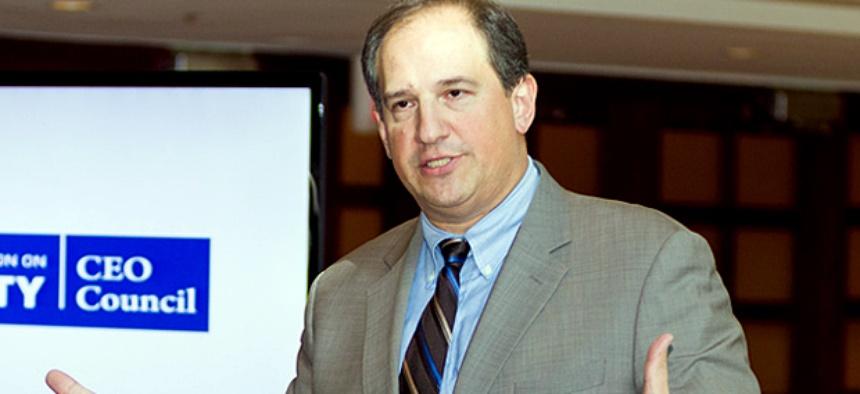 Acting Secretary of Labor Seth D. Harris