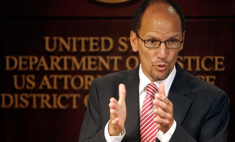 Thomas E. Perez, Assistant Attorney General of the U.S. Justice Department's civil rights division.