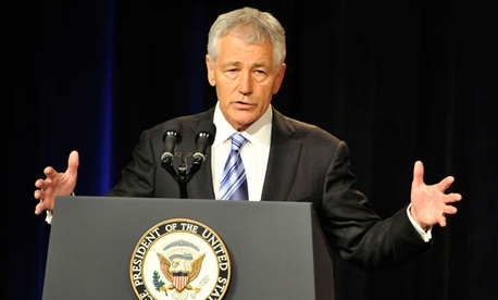 The International Federation of Professional and Technical Engineers sent a letter to Defense Secretary Chuck Hagel this week.