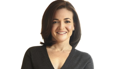 "Sheryl Sandberg, Facebook COO and author of ""Lean In"""
