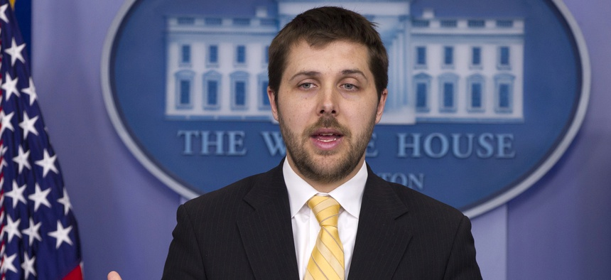 Brian Deese is currently deputy director of the White House National Economic Council