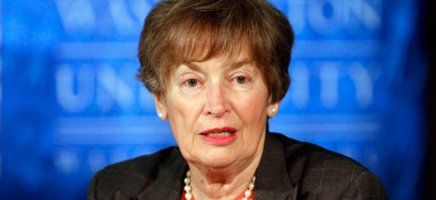 Former Financial Crisis Inquiry Commission Commissioner Brooksley Born