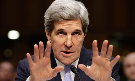 The State Department announced that John Kerry will give 5 percent of his salary to a charity that supports his workforce.