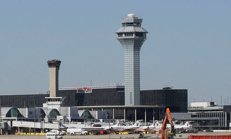 Chicago's O'Hare International Airport will likely be affected by the furloughs.