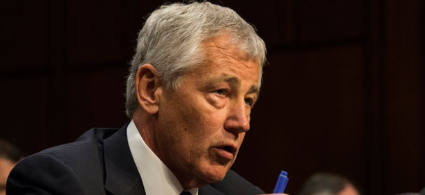 Chuck Hagel recently told a House panel that further action on furloughs would be decided in the coming weeks.