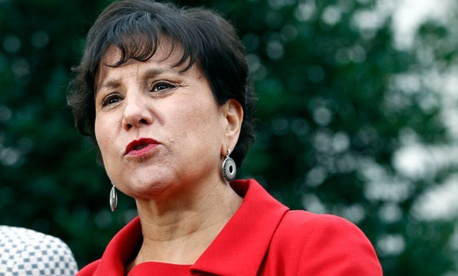 Penny Pritzker, Obama's nominee for Commerce Secretary