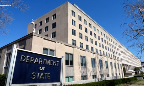 State Department headquarters