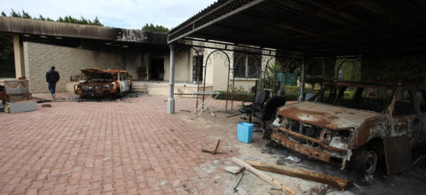 The U.S. Consulate in Benghazi was attacked in September, 2012.
