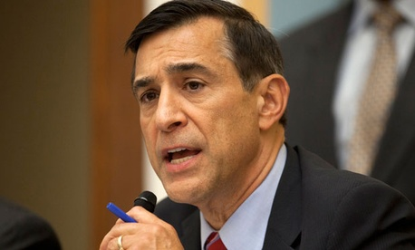 "Rep. Darrell Issa, R-Calif., told Holder, ""I need a yes or a no before you go into the long dialogue, otherwise I'm wasting my time."""
