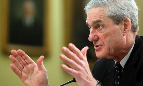 FBI Director Robert Mueller testifies on Capitol Hill in Washington, Tuesday, March 19, 2013.