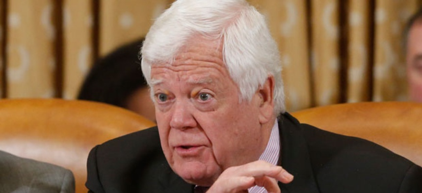 Rep. Jim McDermott, D-Wash., says most IRS workers are good people and have tough jobs.