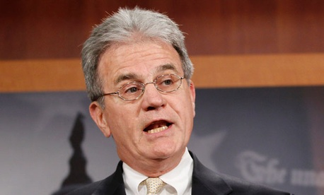 """We ought to live within our budget,"" said  Sen. Tom Coburn, R-Okla.."
