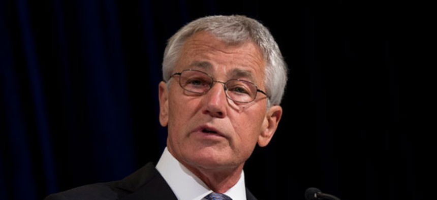Chuck Hagel reached the decision after the recent arrests of multiple personnel working in sexual assault prevention offices for domestic disputes and sexual misconduct.