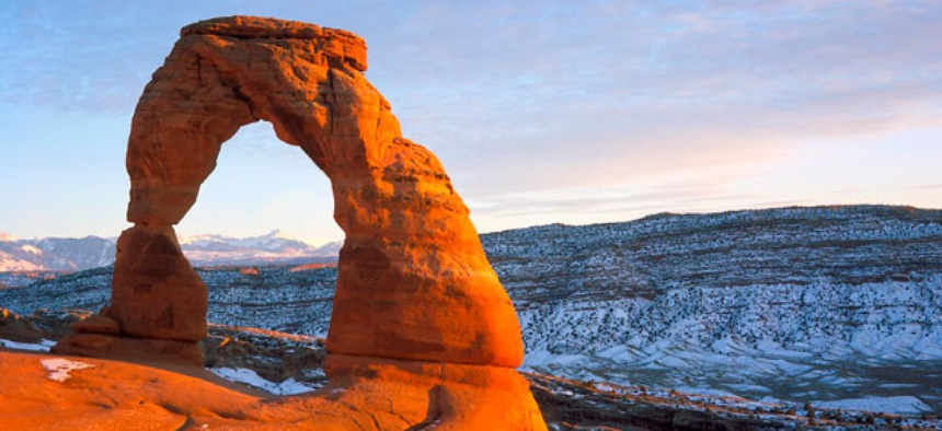 National Park Service in March said that sequestration would force service reductions to many popular tourist attractions, including Utah's Arches National Park.