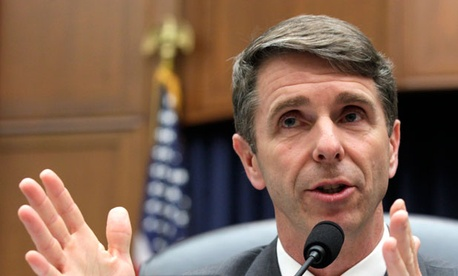 Rep. Robert Wittman, R-Va., led the markup of the bill.