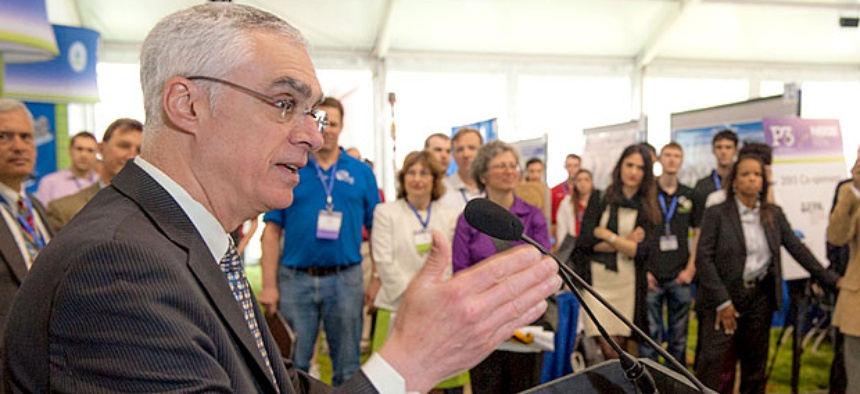 EPA Acting Administrator, Bob Perciasepe